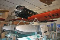 Lockheed 8 Special Sirius  NR211 140 National Air and Space Museum Washington, DC 2014-05-28, Photo by: Karsten Palt