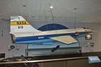 Lockheed YF-104A Starfighter NASA N818NA 183-1007 National Air and Space Museum Washington, DC 2014-05-28, Photo by: Karsten Palt