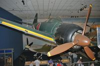 Mitsubishi A6M5 Reisen (Zero) Imperial Japanese Navy   National Air and Space Museum Washington, DC 2014-05-28, Photo by: Karsten Palt