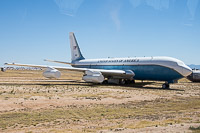 Boeing EC-135K Stratolifter United States Air Force (USAF) 59-1518 18006 AMARG - Boneyard Tucson, AZ 2015-06-01, Photo by: Karsten Palt