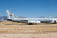 Boeing KC-135E Stratotanker United States Air Force (USAF) 61-0268 18175 AMARG - Boneyard Tucson, AZ 2015-06-01, Photo by: Karsten Palt