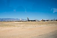 AMARG - Boneyard Tucson, AZ 2015-06-01, Photo by: Karsten Palt