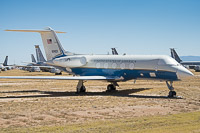 Gulfstream C-20C (G-1159A Gulfstream III), United States Air Force (USAF), 86-0403, c/n 473,© Karsten Palt, 2015