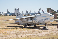 Ling-Temco-Vought LTV A-7E Corsair II United States Navy 160874 E-535 AMARG - Boneyard Tucson, AZ 2015-06-01, Photo by: Karsten Palt