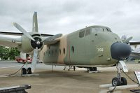 De Havilland Canada C-� Caribou (DHC-4A) United States Air Force (USAF) 63-9760 224 Air Mobility Command Museum Dover AFB, DE 2014-05-30, Photo by: Karsten Palt