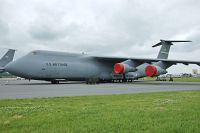 Lockheed C-5A Galaxy United States Air Force (USAF) 69-0014 500-0045 Air Mobility Command Museum Dover AFB, DE 2014-05-30, Photo by: Karsten Palt