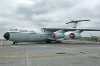 Lockheed NC-141A Starlifter United States Air Force (USAF) 61-2775 300-6001 Air Mobility Command Museum Dover AFB, DE 2014-05-30, Photo by: Karsten Palt