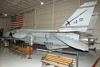 Grumman F-14B Tomcat United States Navy 161860 496 Aviation Museum of Kentucky Lexington 2013-10-13, Photo by: Karsten Palt