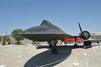 Lockheed SR-�A Blackbird United States Air Force (USAF) 61-7973 2024 Blackbird Airpark Palmdale, CA 2012-06-10, Photo by: Karsten Palt