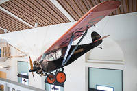 Mono Aircraft Monocoupe 70  NC6730 133 California Science Center Los Angeles, CA 2015-05-31, Photo by: Karsten Palt