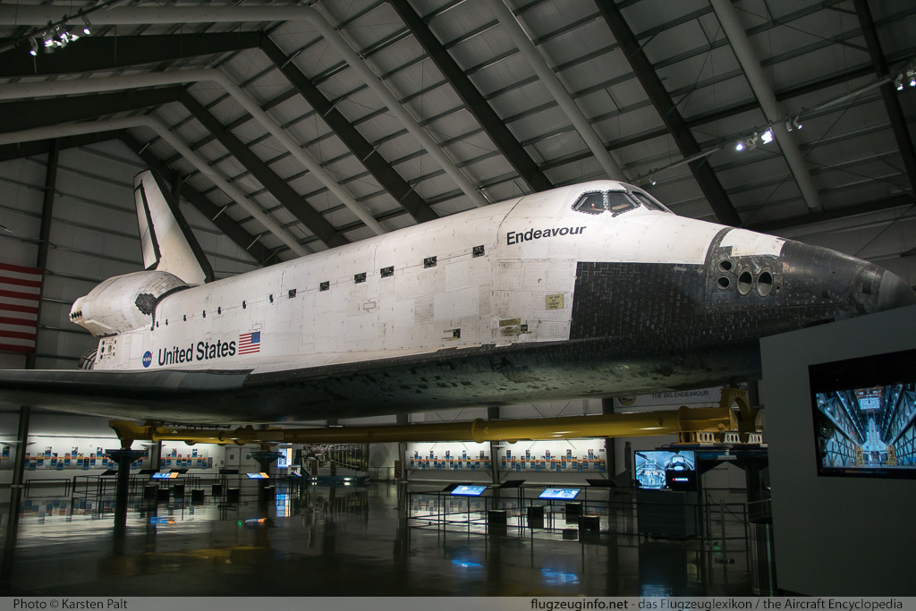 Rockwell Space Shuttle NASA OV-105 OV-105 California Science Center Los Angeles, CA 2015-05-31 � Karsten Palt, ID 11241