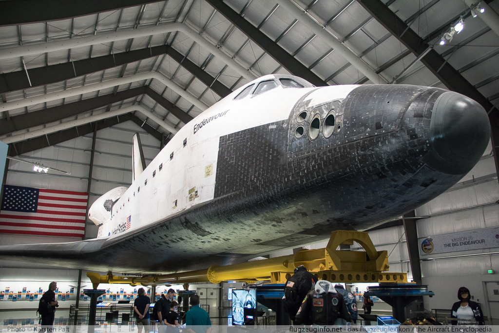 Rockwell Space Shuttle NASA OV-105 OV-105 California Science Center Los Angeles, CA 2015-05-31 � Karsten Palt, ID 11243