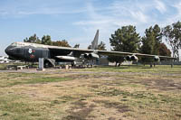 Boeing B-52D Stratofortress United States Air Force (USAF) 56-0612 17295 Castle Air Museum Atwater, CA 2016-10-10, Photo by: Karsten Palt