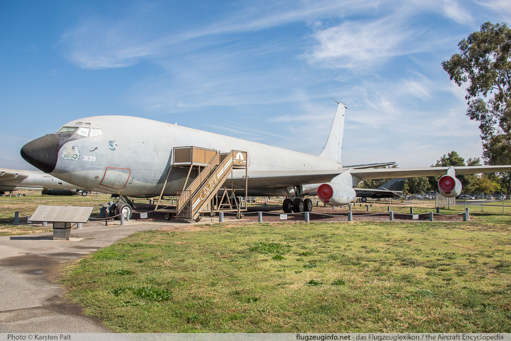 Boeing KC-135A Stratotanker United States Air Force (USAF) 55-3139 17255 Castle Air Museum Atwater, CA 2016-10-10 � Karsten Palt, ID 13203