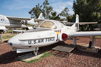 Cessna T-37B Tweety Bird United States Air Force (USAF) 56-3537 40109 Castle Air Museum Atwater, CA 2016-10-10, Photo by: Karsten Palt