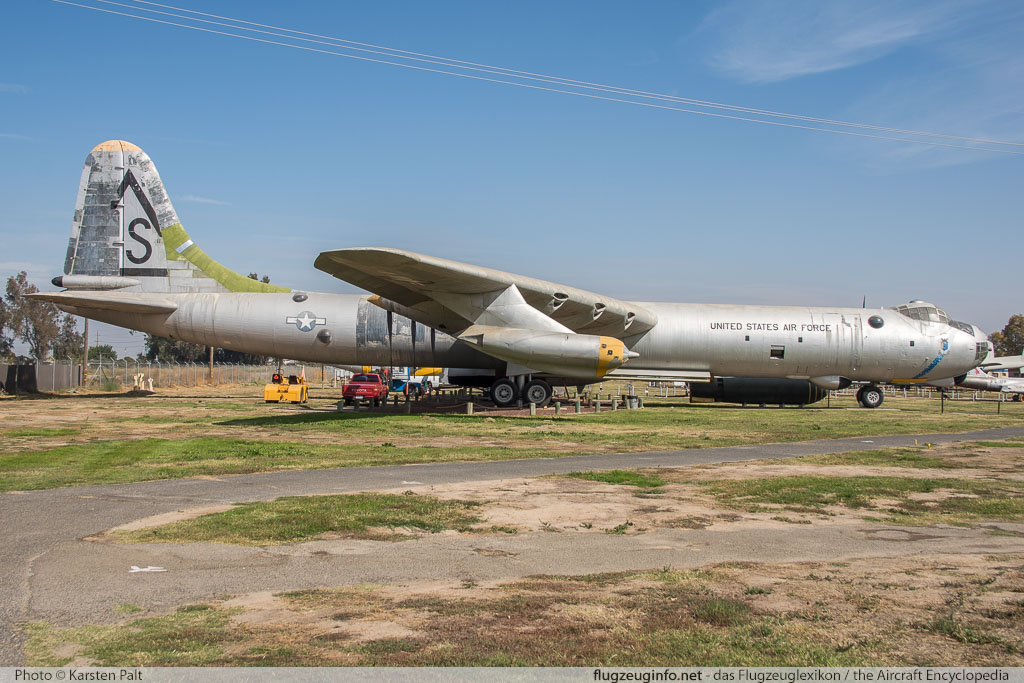 Convair RB-36H Peacemaker United States Air Force (USAF) 51-13730 275 Castle Air Museum Atwater, CA 2016-10-10 � Karsten Palt, ID 13217