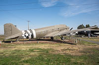 Douglas C-47A Skytrain (DC-3) United States Army Air Forces (USAAF) 43-15977 20443 Castle Air Museum Atwater, CA 2016-10-10, Photo by: Karsten Palt