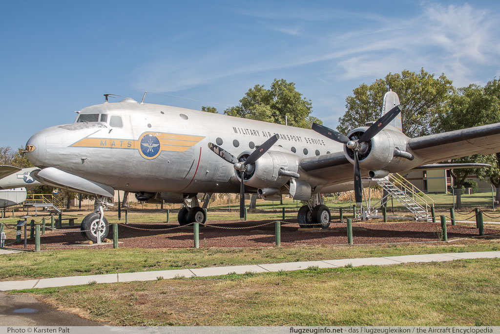 Douglas C-54Q Skymaster United States Navy 90407 27363 Castle Air Museum Atwater, CA 2016-10-10 � Karsten Palt, ID 13227