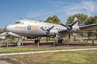 Douglas C-54Q Skymaster United States Navy 90407 27363 Castle Air Museum Atwater, CA 2016-10-10, Photo by: Karsten Palt