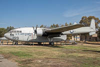 Fairchild C-119C Flying Boxcar, United States Air Force (USAF), 49-0199, c/n 10436,© Karsten Palt, 2016