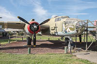 North American B-25J Mitchell United States Army Air Forces (USAAF) 44-86891 108-47645 Castle Air Museum Atwater, CA 2016-10-10, Photo by: Karsten Palt