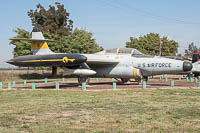 Northrop F-89J Scorpion United States Air Force (USAF) 52-1927 N4504 Castle Air Museum Atwater, CA 2016-10-10, Photo by: Karsten Palt
