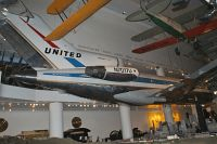 Boeing 727-22 United Airlines N7017U 18309/47 Museum of Science and Industry Chicago, IL 2012-11-09, Photo by: Karsten Palt