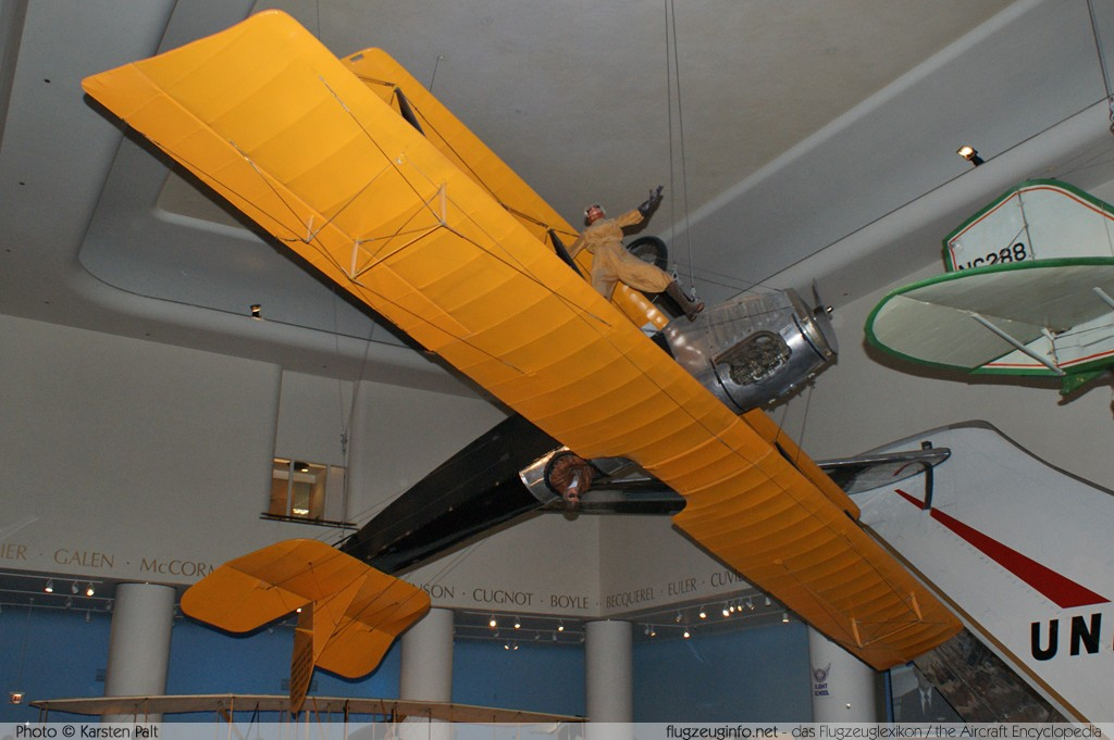 Curtiss JN-4D Jenny    Museum of Science and Industry Chicago, IL 2012-11-09 � Karsten Palt, ID 6382