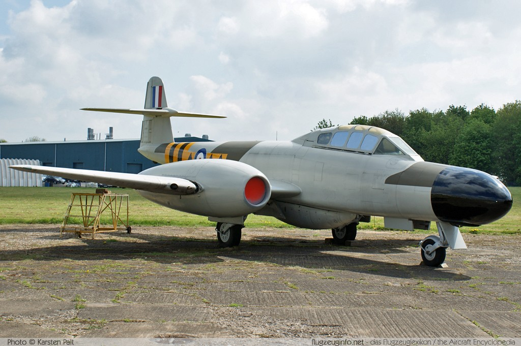 Gloster Meteor NF.13 Royal Air Force  5616 Cold War Jets Collection Bruntingthorpe, Leicestershire 2013-05-19 � Karsten Palt, ID 6636