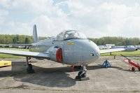 BAC P.84 Jet Provost T4, Royal Air Force, XP672, c/n PAC/W/17641,© Karsten Palt, 2013