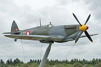 Supermarine Spitfire, Royal Danish Air Force, , c/n n/a, Replica,© Karsten Palt, 2011