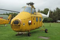 Westland WS-55 Whirlwind Series 3 Bristow Helicopters VR-BEP WA83 East Midlands Airport Aeropark Castle Donington 2013-09-19, Photo by: Karsten Palt