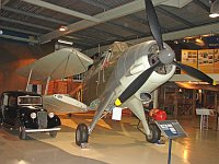 Fairey Albacore I Royal Navy N4389  Fleet Air Arm Museum Yeovilton 2008-07-13, Photo by: Karsten Palt
