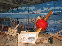 Albatros D.Va  D5397  Fleet Air Arm Museum Yeovilton 2008-07-13, Photo by: Karsten Palt