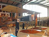 Sopwith Baby  N2078 8214 / 8215 Fleet Air Arm Museum Yeovilton 2008-07-13, Photo by: Karsten Palt