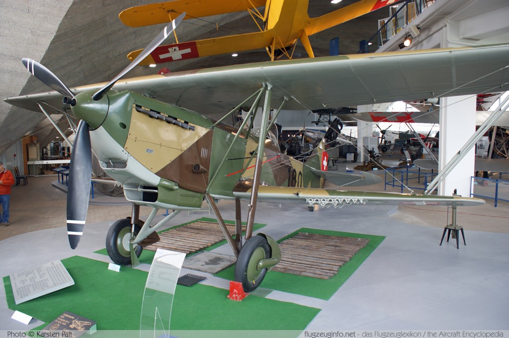 EKW C-35, Swiss Air Force / Sc...