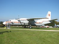 Antonov / Antonow An-26T, German Air Force / Luftwaffe, 52+08, c/n 10706,� Karsten Palt, 2008