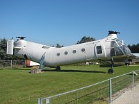 Piasecki H-21C, German Army Aviation / Heer, 83+11, c/n WG11,� Karsten Palt, 2008