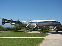 Lockheed L-1049G Super Constellation Lufthansa D-ALIN 1049G-4604 Flugausstellung L.+P. Junior Hermeskeil 2008-09-27, Photo by: Karsten Palt