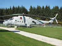 Mil Mi-24P, German Army Aviation / Heer, 96+50, c/n 340340,� Karsten Palt, 2008