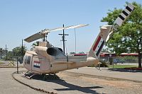 Bell Helicopter 214ST Iraqi Air Force 5722 28166 Flying Leatherneck Aviation Museum San Diego, CA 2012-06-13, Photo by: Karsten Palt