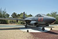 Douglas F-10B Skyknight (F3D-2) United States Marine Corps (USMC) 124630 7500 Flying Leatherneck Aviation Museum San Diego, CA 2012-06-13, Photo by: Karsten Palt