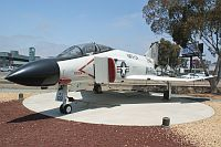 McDonnell F-4S Phantom II United States Marine Corps (USMC) 157246 3610 Flying Leatherneck Aviation Museum San Diego, CA 2012-06-13, Photo by: Karsten Palt