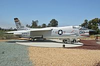 Chance-Vought F-8E Crusader United States Marine Corps (USMC) 150920 1205 Flying Leatherneck Aviation Museum San Diego, CA 2012-06-13, Photo by: Karsten Palt