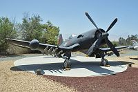 Chance-Vought F4U-5N Corsair United States Marine Corps (USMC) 122189  Flying Leatherneck Aviation Museum San Diego, CA 2012-06-13, Photo by: Karsten Palt