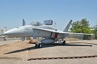 McDonnell Douglas / Boeing F/A-18A Hornet United States Marine Corps (USMC) 161749 0108/A077 Flying Leatherneck Aviation Museum San Diego, CA 2012-06-13, Photo by: Karsten Palt