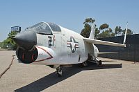 Chance-Vought RF-8G Crusader United States Marine Corps (USMC) 144617 5533 Flying Leatherneck Aviation Museum San Diego, CA 2012-06-13, Photo by: Karsten Palt