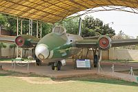 BAC / English Electric Canberra B(I).58 Indian Air Force BF-597 EEP-005 HAL Heritage Centre & Aerospace Museum Bangalore 2012-03-26, Photo by: Karsten Palt