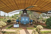 Westland Sea King Mk42 Indian Navy IN-504 WA736 HAL Heritage Centre & Aerospace Museum Bangalore 2012-03-26, Photo by: Karsten Palt