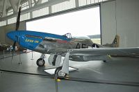 North American P-51D Mustang  D-FUNN 122-38897 Hangar 10 Usedom 2014-07-28, Photo by: Karsten Palt